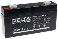 Аккумуляторы DELTA DT