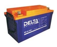 Аккумуляторы DELTA GX