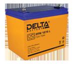 Аккумуляторы DELTA DTM