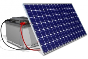 АКБ Для солнечных панелей