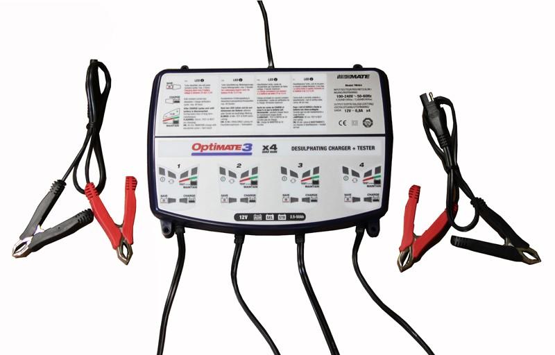Зарядные устройства для аккумулятора