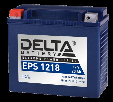 Аккумулятор Delta EPS 1218
