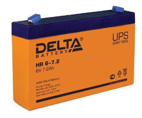 Аккумуляторы DELTA HR