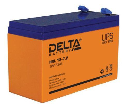 Аккумуляторы DELTA HRL